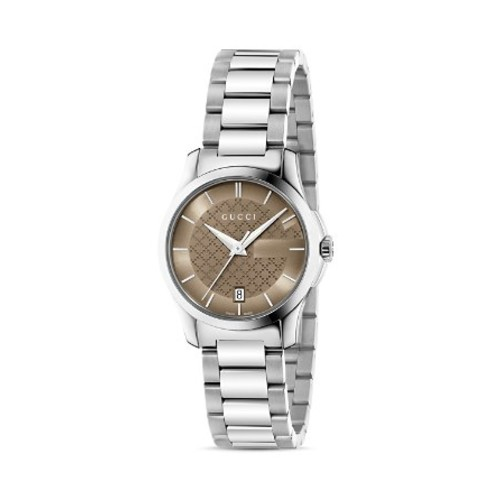GUCCI G-Timeless Stainless Steel Watch, 27Mm