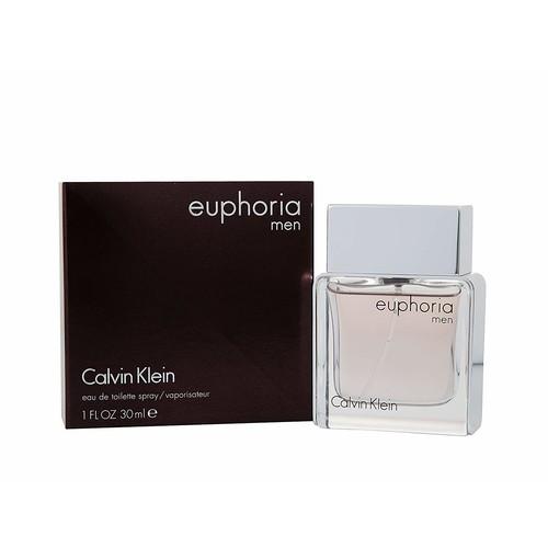 Calvin Klein Euphoria Men Eau De Toilette Spray, 1 Ounce