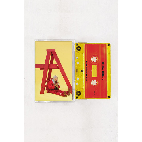 Billie Eilish - dont smile at me Limited Cassette Tape [REGULAR]