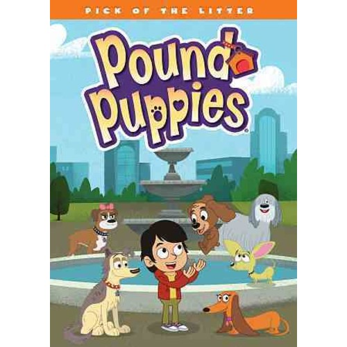 Pound Puppies: Pick Of The Litter (DVD)