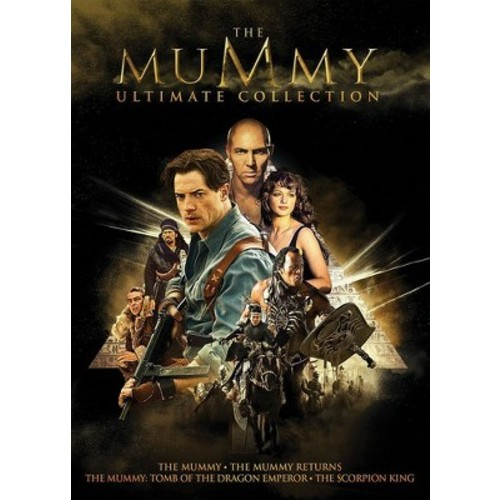 Mummy Ultimate Collection (DVD)