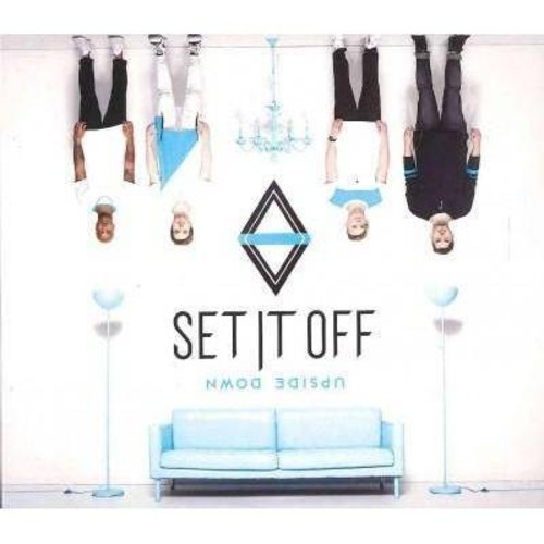 Set It Off - Upside Down (CD)