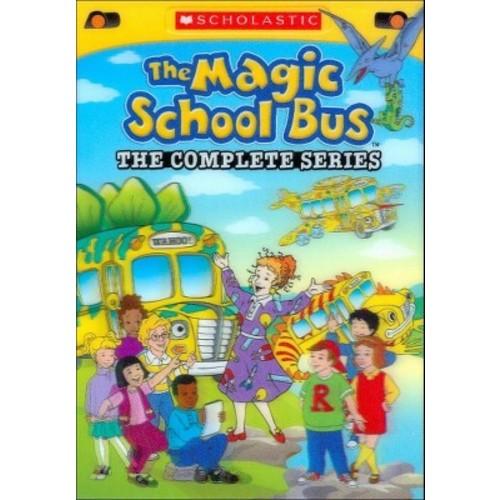 Magic school bus:Complete series (DVD)