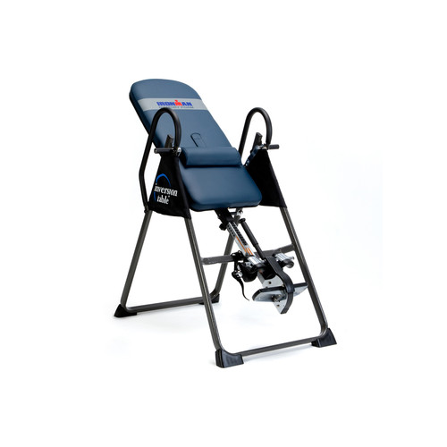 Ironman Inversion Table with Memory Foam Backrest