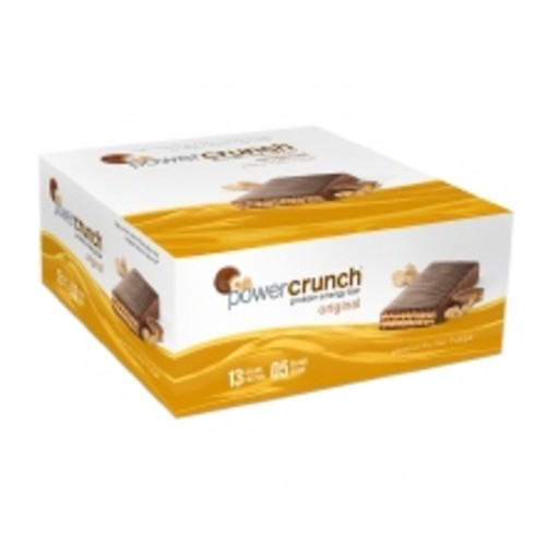 Power Crunch Protein Energy Bars Pack Peanut Butter Fudge