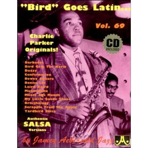 Charlie Parker - Bird Goes Latin-Charlie Parker Originals [CD]