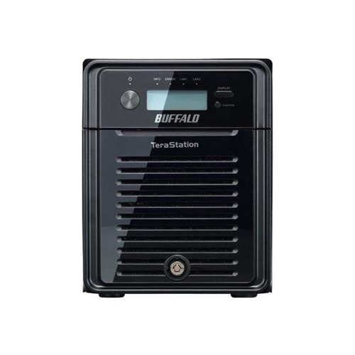 BUFFALO TeraStation 3400 NAS server - Serial ATA-300, SATA 3Gb/s - 4 TB