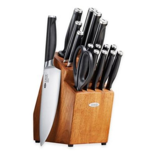 OXO Good Grips PRO 17-Piece Knife Block Set