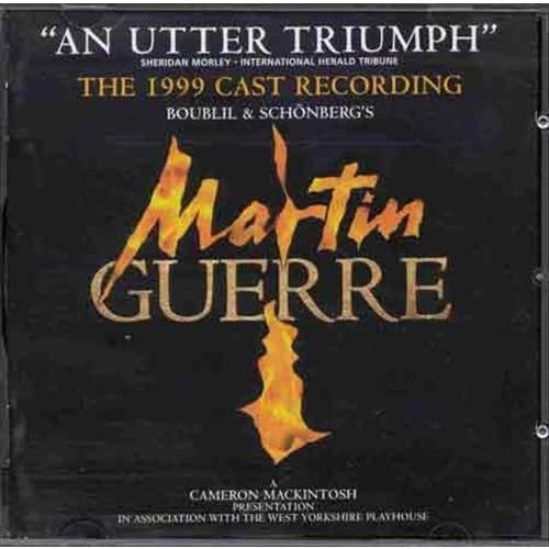 Martin Guerre [London Cast Recording] [Audio CD]