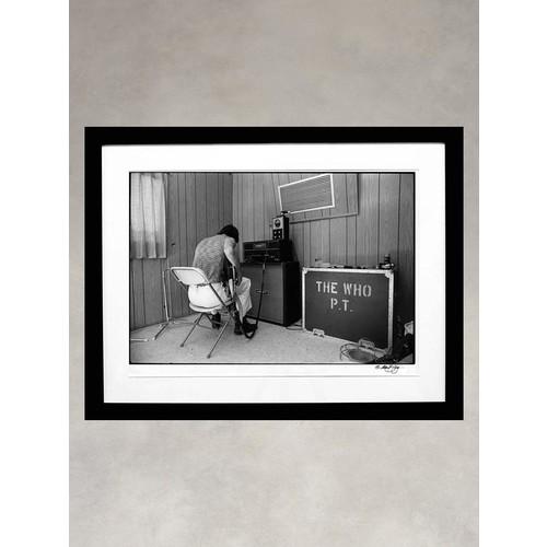 Pete Townshend by Michael Zagaris