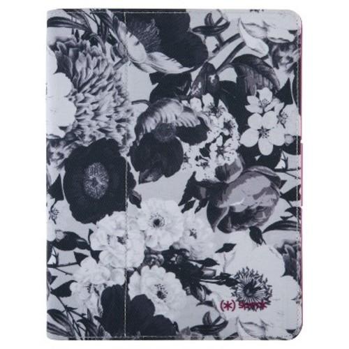 Speck iPad 2/3/4 FitFolio Vintage Bouquet - Boysenberry