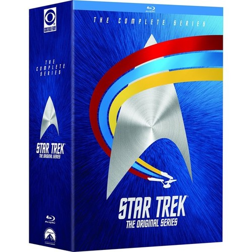 Star Trek: The Original Series: The Complete Series (Blu-ray Disc)