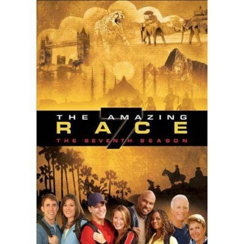 Amazing race:Seventh season (DVD)