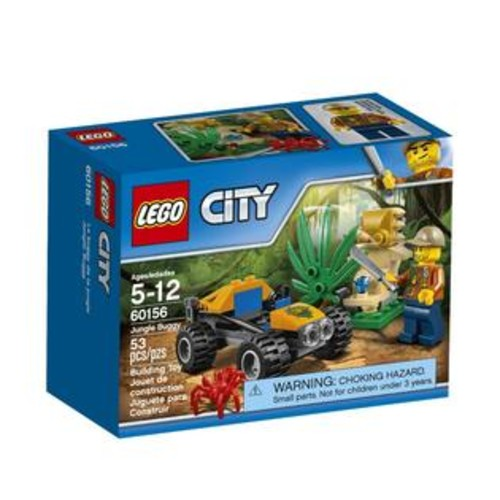 LEGO City Jungle Explorers Jungle Buggy (60156)