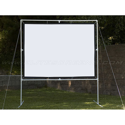 Elite Screens Inc. DIY114H1 DIY Pro Series Projection Screen