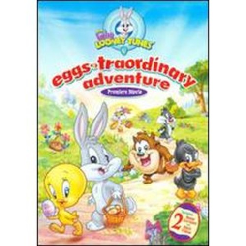 The Baby Looney Tunes' Eggs-Traordinary Adventure DD5.0