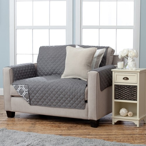 Home Fashion Designs Adalyn Collection Sofa Slipcover