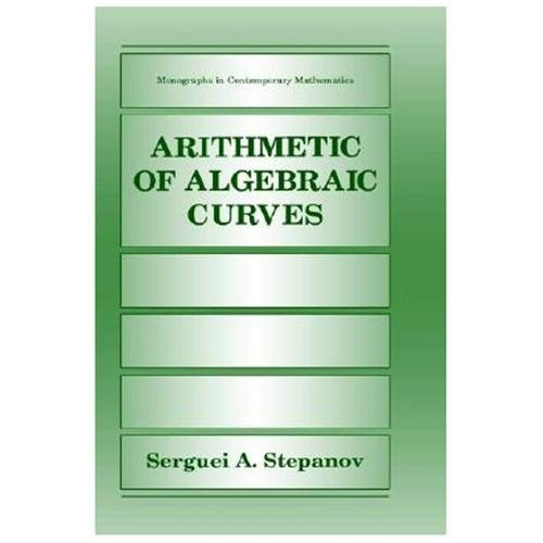 Arithmetic of Algebraic Curves