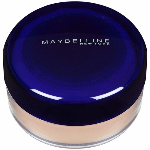 Maybelline Shine Free Oil-Control Loose Powder, Medium, 0.7 oz. [Medium]
