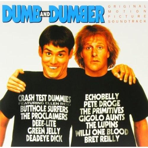 Dumb & Dumber Sountrack (Wht) (Ogv)