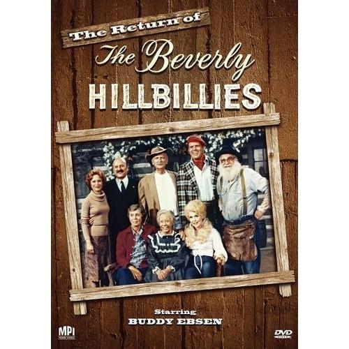 Return of the Beverly Hillbillies: Buddy Ebsen, Donna Douglas, Robert M. Leeds: Movies & TV