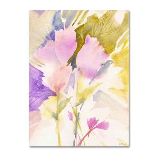 Trademark Fine Art 'Lavender Shadows' 35