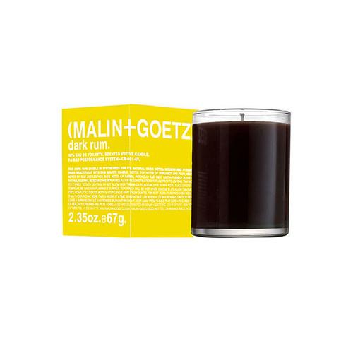 MALIN+GOETZ dark rum votive [5 oz (69 ml)]