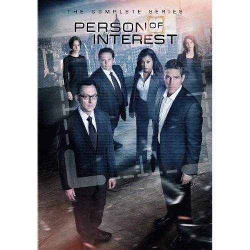 Person Of Interest: Seasons 1-5 (DVD)