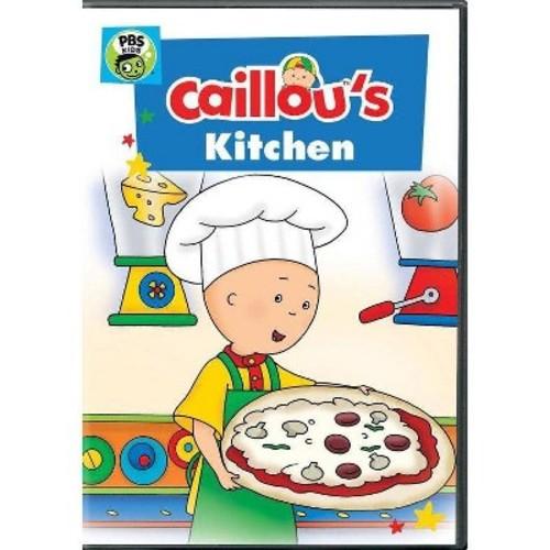 Caillou:Caillou's Kitchen (DVD)
