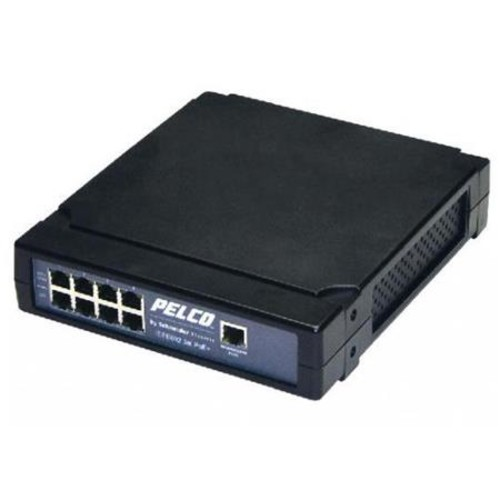 POE4ATN 4-Port Gigabit High PoE IEEE802.3at Midspan with US Power Cord
