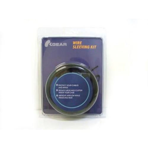 Monoprice Cable Sleeve Kit, Black