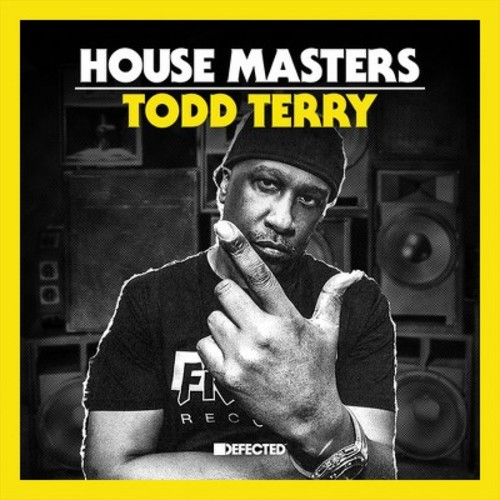 Todd terry - Defected presents house masters (CD)