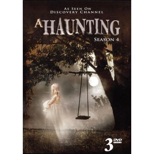 A Haunting: Season 4 [3 Discs] [DVD]