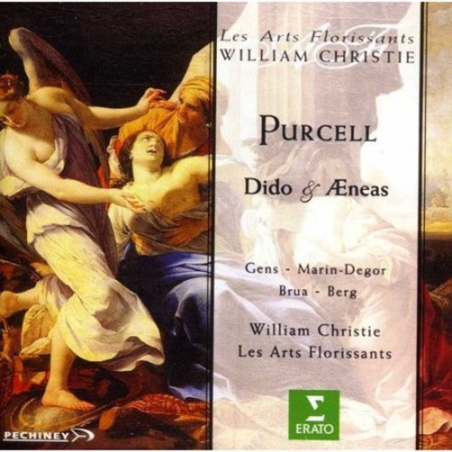 Purcell: Dido & Aeneas By William Christie (Audio CD)