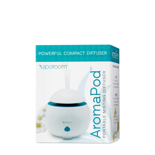 SpaRoom AromaPod Portable Misting Diffuser