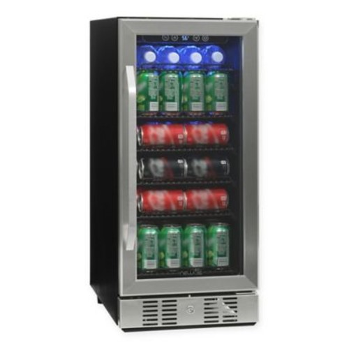 air Compact 96-Can Beverage Cooler