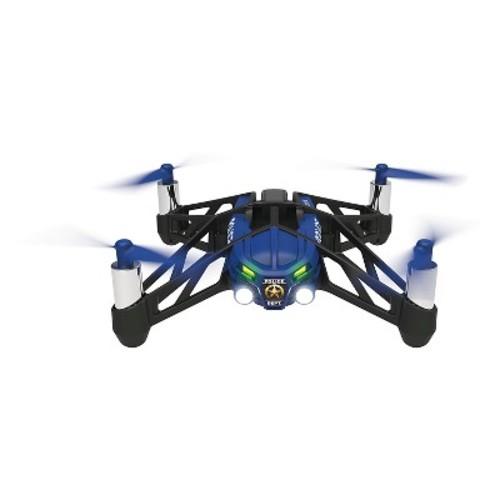 Parrot Evo Airborne Night Drone Blue