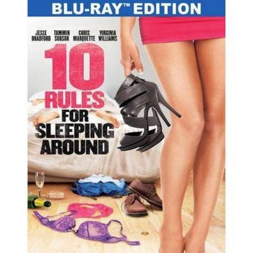 10 Rules for Sleeping Around [Blu-ray] [2013]