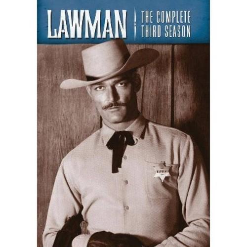 Lawman: The Complete Third Season (DVD)