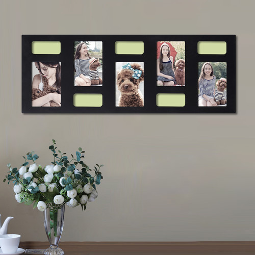 5 Opening Decorative Hanging Picture Frame
