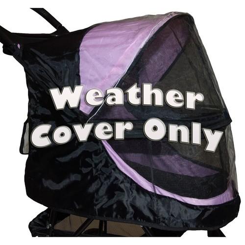Pet Gear Happy Trails NO-ZIP Weather Cover