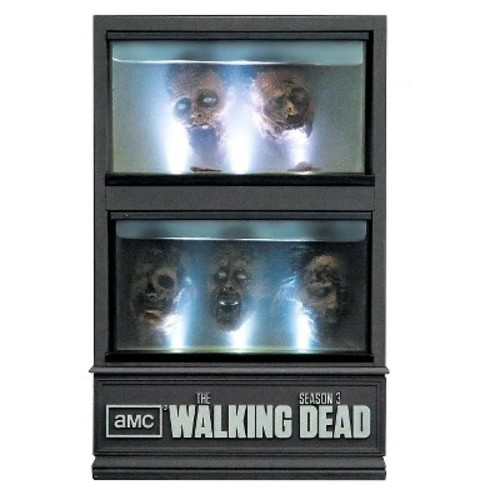 The Walking Dead: The Complete Third Season (Limited Edition) (5 Discs) (Blu-ray)
