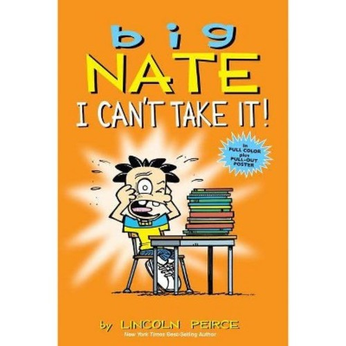 Big Nate (Paperback) by Lincoln Peirce