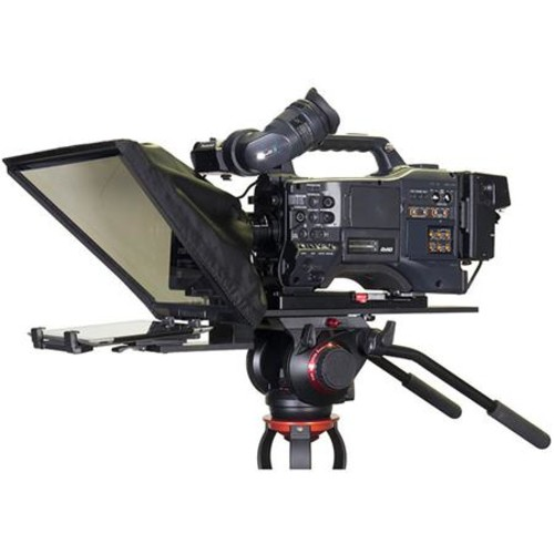 Datavideo TP-650B Large Screen Prompter with Bluetooth Remote and Hard Case