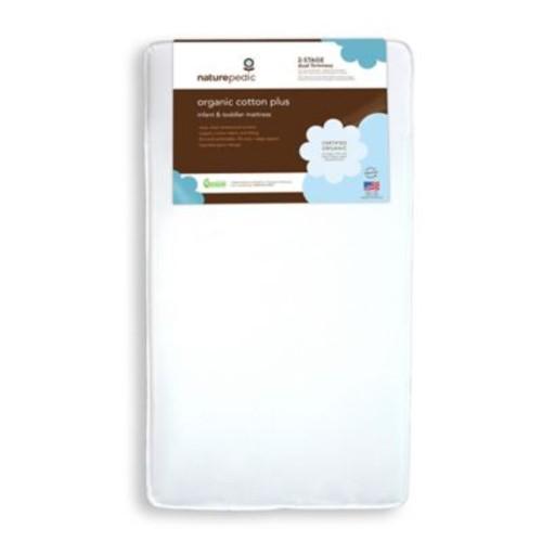 Naturepedic Organic Cotton Plus Crib Mattress