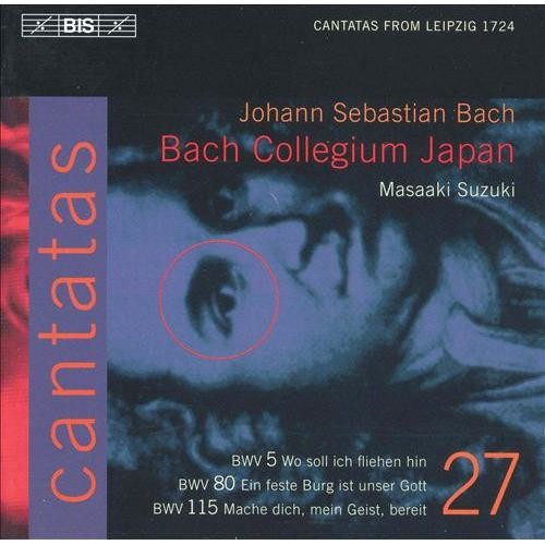 Cantatas 27 - CD
