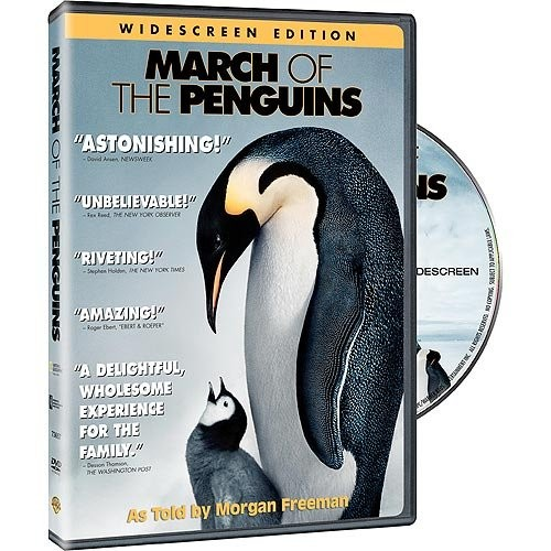 March of the Penguins [DVD] [2005]