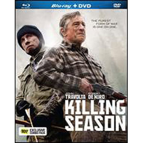Killing Season [DVD] [Blu-Ray]
