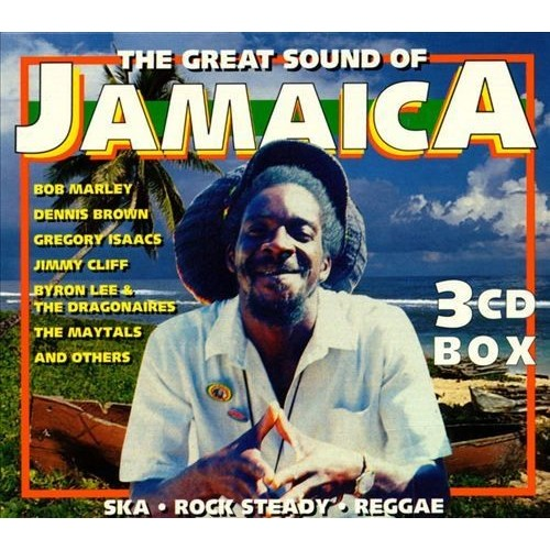 The Great Sound of Jamaica [CD]