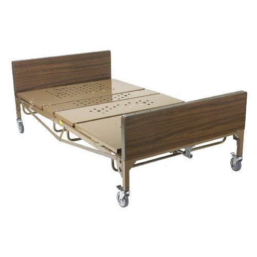 15302 - Drive Medical Full Electric Heavy Duty Bariatric Hospital Bed, Frame Only: Health & Personal Care